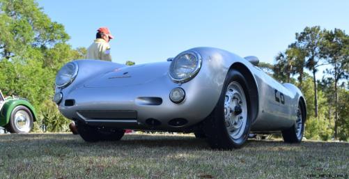 1955 Porsche 550 Spyder - Ingram Collection 24