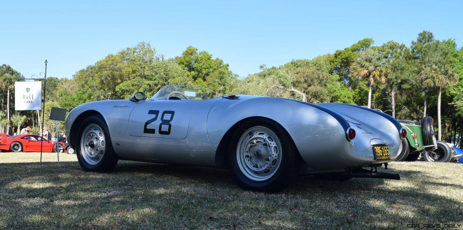 1955 Porsche 550 Spyder - Ingram Collection 9