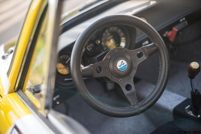 1965 Alpine-Renault A110 in Group 4 Rally Spec 13