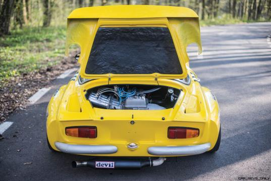 1965 Alpine-Renault A110 in Group 4 Rally Spec 26