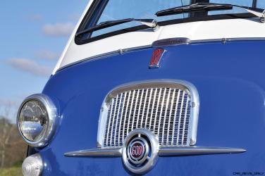 1965 Fiat 600 Multipla 17