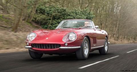 1968 Ferrari 275 GTS4 NART Spider 25