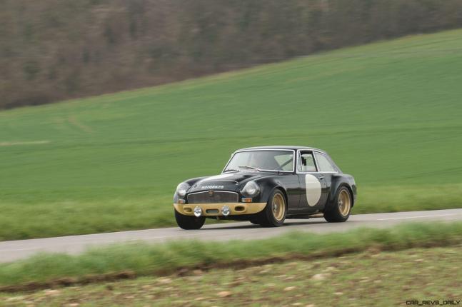 1969 MG MGC GTS Sebring 18