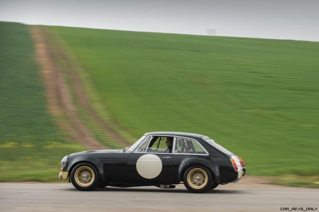 1969 MG MGC GTS Sebring 19