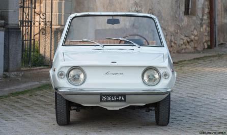 1970 Fiat 850 Spiaggetta by Michelotti 12