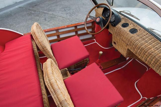 1970 Fiat 850 Spiaggetta by Michelotti 14