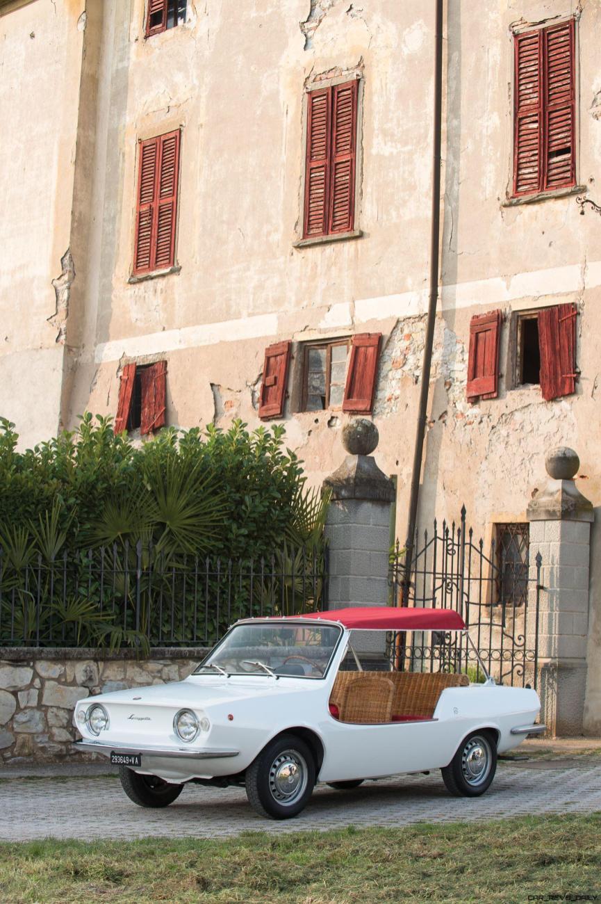 1970 Fiat 850 Spiaggetta by Michelotti 21