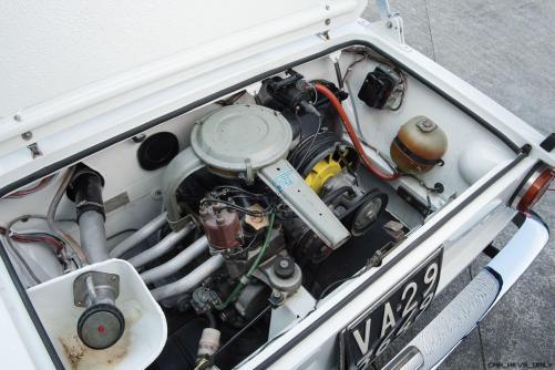 1970 Fiat 850 Spiaggetta by Michelotti 4