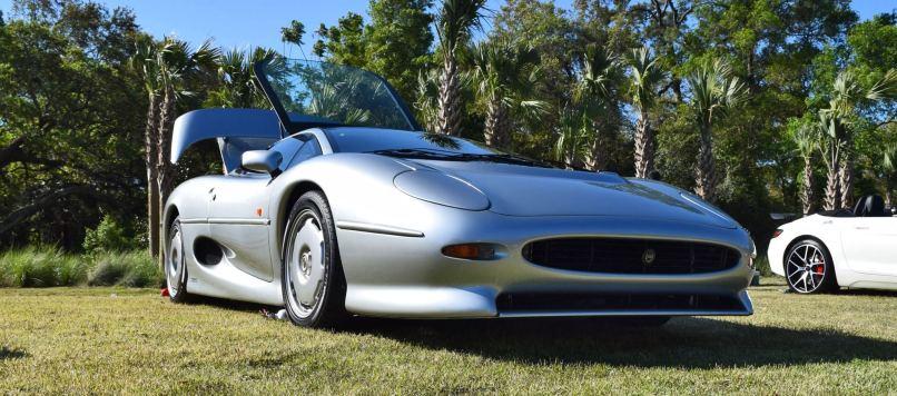 1994 Jaguar XJ220 51