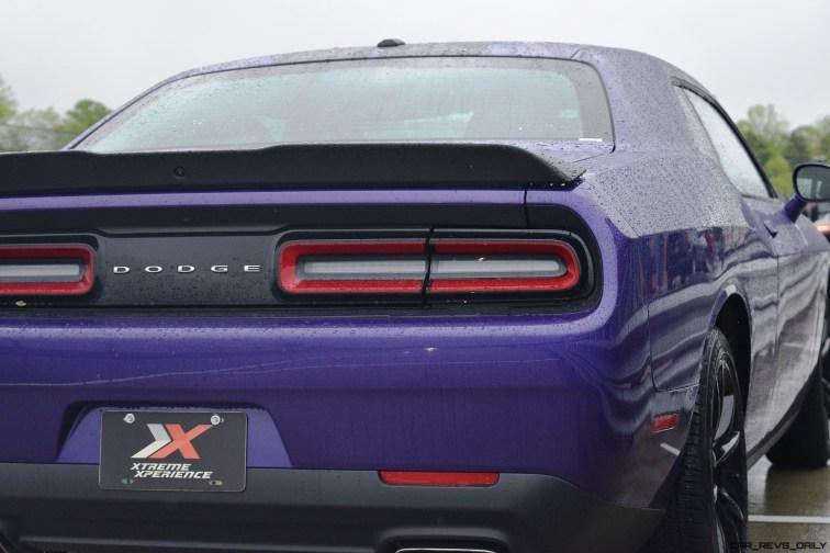 2016 Dodge Challenger RT Plum Crazy 2