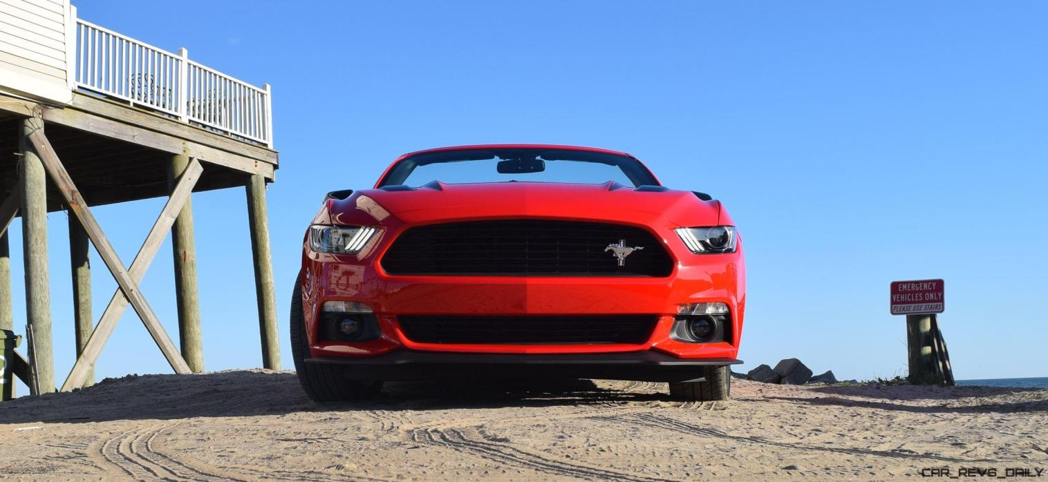 2016 Ford Mustang GT California Special 25