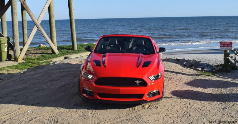 2016 Ford Mustang GT California Special 32
