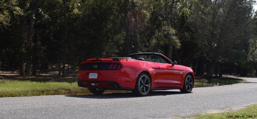 2016 Ford Mustang GT California Special 61