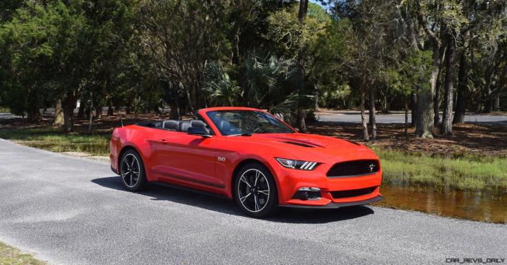 2016 Ford Mustang GT California Special 64