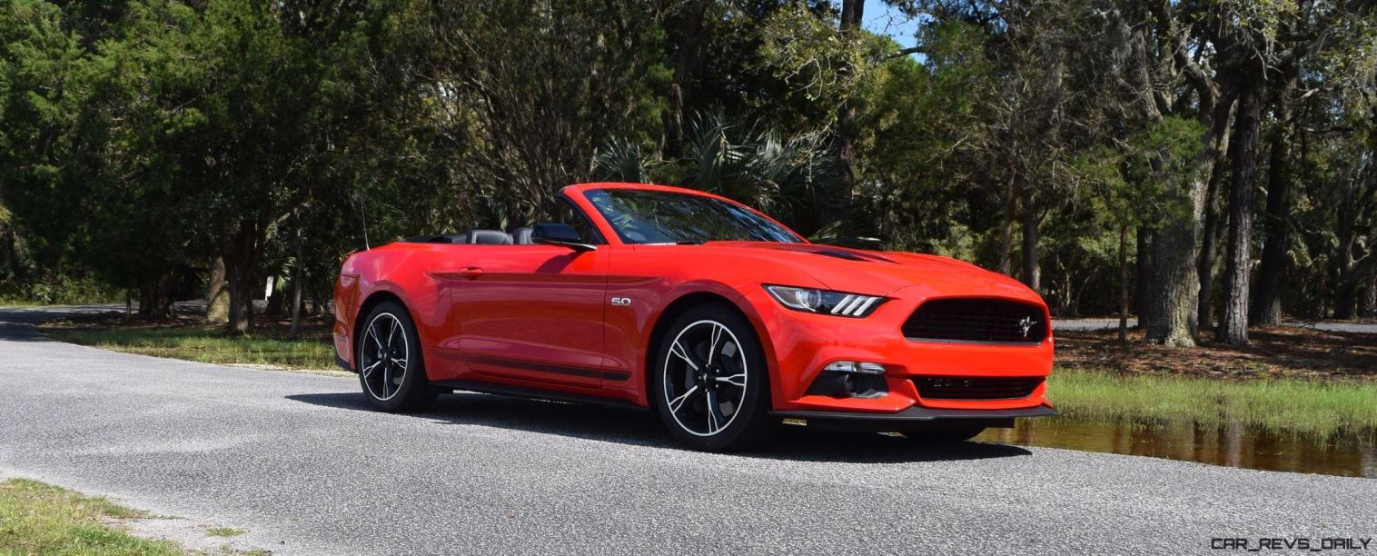 2016 Ford Mustang GT California Special 65