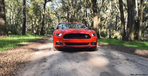 2016 Ford Mustang GT Convertible Botany Bay 3