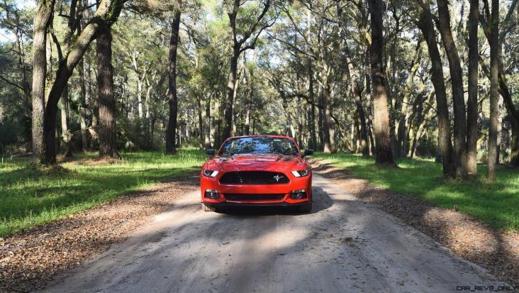 2016 Ford Mustang GT Convertible Botany Bay 8