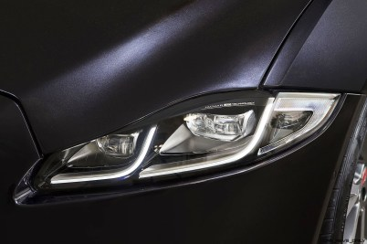 2016 Jaguar XJ Skyroad Paxi Expressway China 11