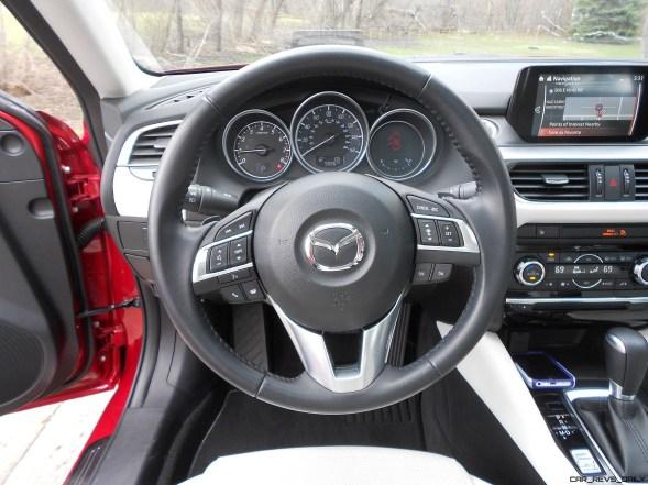 2016 Mazda 6 Grand Touring - Interior Photos 4
