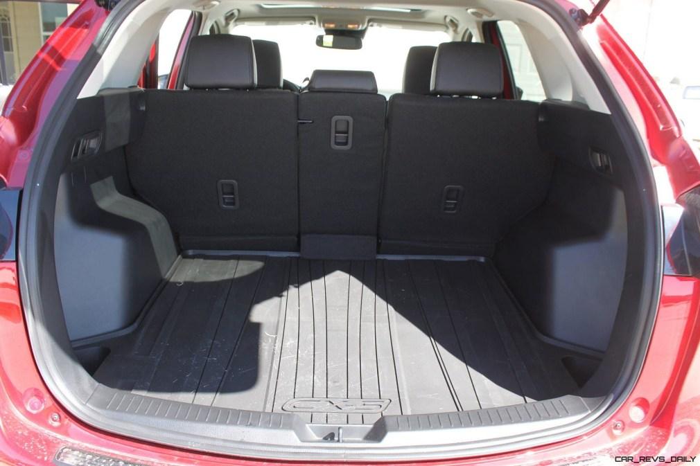 2016 Mazda CX-5 Interior 2