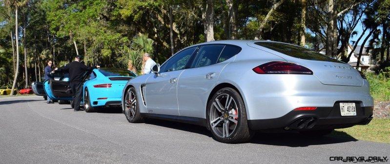 2016 Porsche Panamera GTS 10