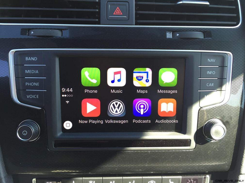 2016 Volkswagen Golf GTI Autobahn 6-Speed 4