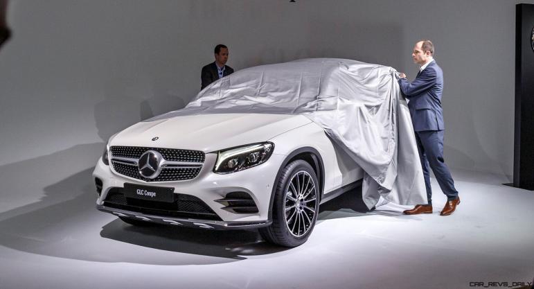 2017 Mercedes-Benz GLC Coupe 21