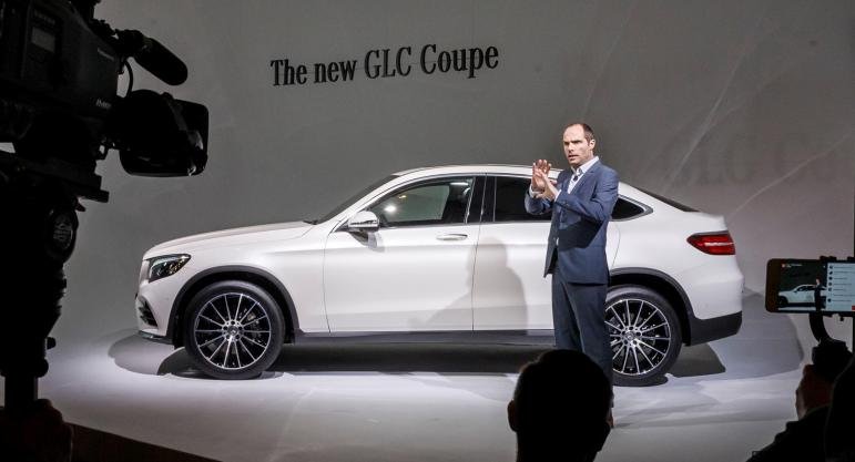 2017 Mercedes-Benz GLC Coupe 24