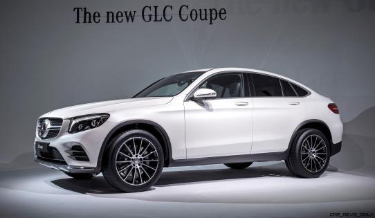 2017 Mercedes-Benz GLC Coupe 28