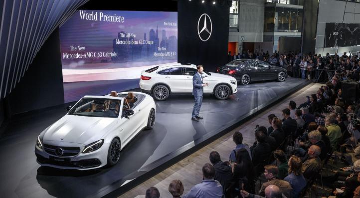 2017 Mercedes-Benz GLC Coupe 40