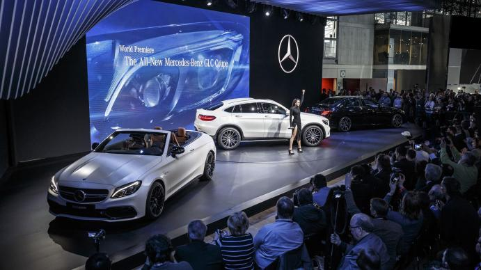 2017 Mercedes-Benz GLC Coupe 42