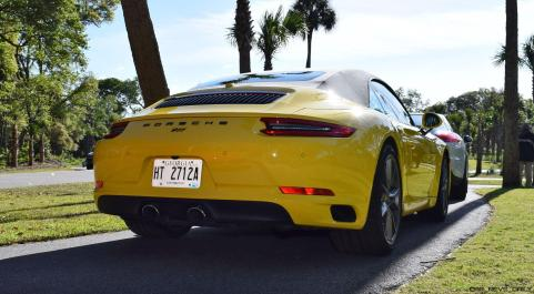 2017 Porsche 911 Carrera S – RACE YELLOW 14