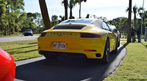 2017 Porsche 911 Carrera S – RACE YELLOW 17