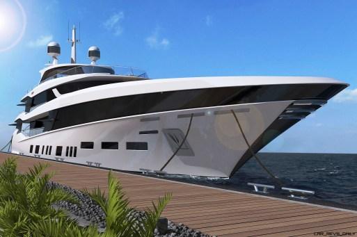 Benetti Fisker 50 Yacht 8