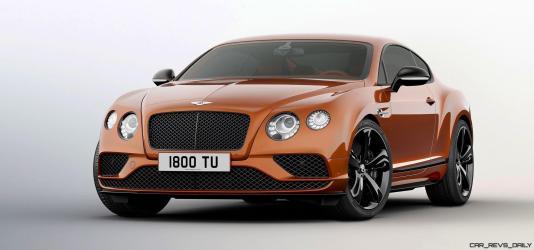 Bentley Continental GT Speed Black Edition(1)