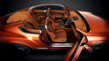 Bentley Continental GT Speed Black Edition(3)