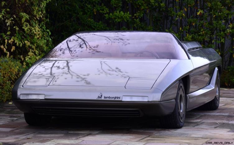 Concept Debrief - 1980 Lamborghini ATHON Speedster by Bertone 7