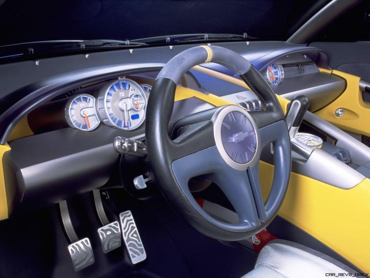 Concept Flashback - 2001 Chevrolet BORREGO Concept 10