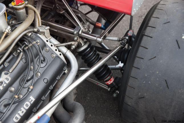 RM Monaco 2016 - 1971 March 711 F1 Car 23