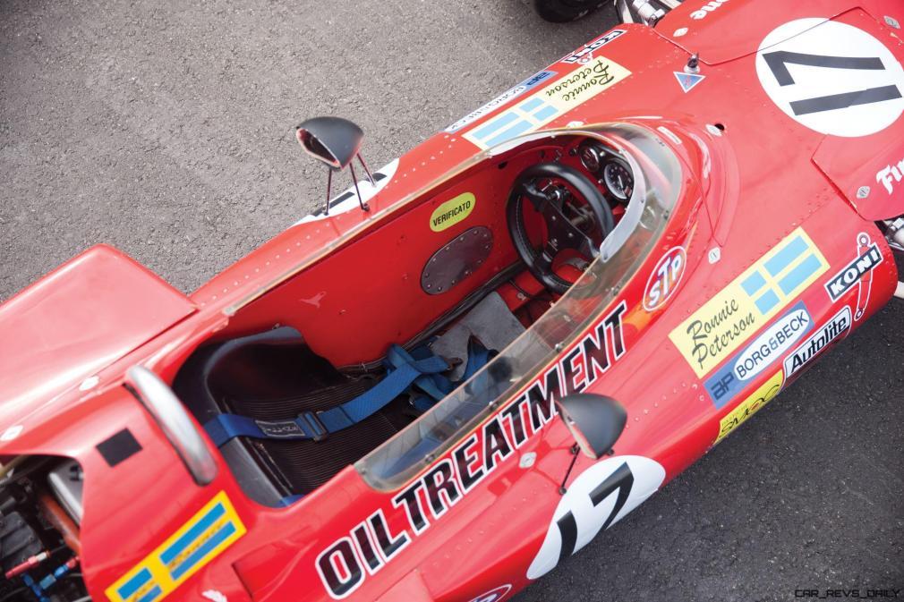 RM Monaco 2016 - 1971 March 711 F1 Car 4
