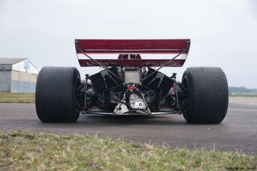 RM Monaco 2016 - 1971 March 711 F1 Car 9