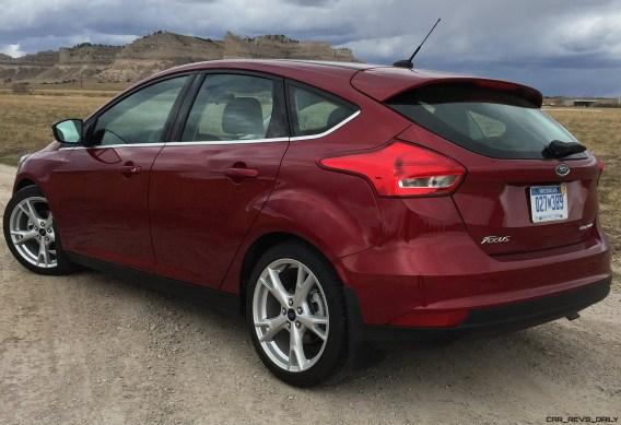 Road Test Review - 2016 Ford Focus Titanium - By Tim Esterdahl 2