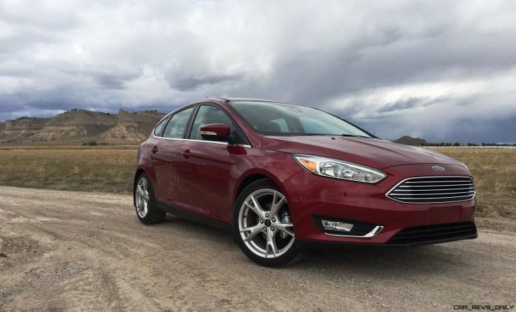 Road Test Review - 2016 Ford Focus Titanium - By Tim Esterdahl 3