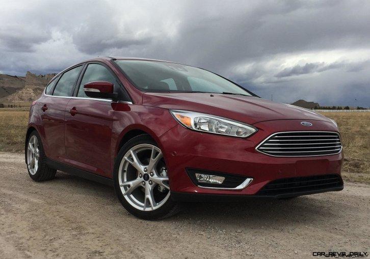 Road Test Review - 2016 Ford Focus Titanium - By Tim Esterdahl 4