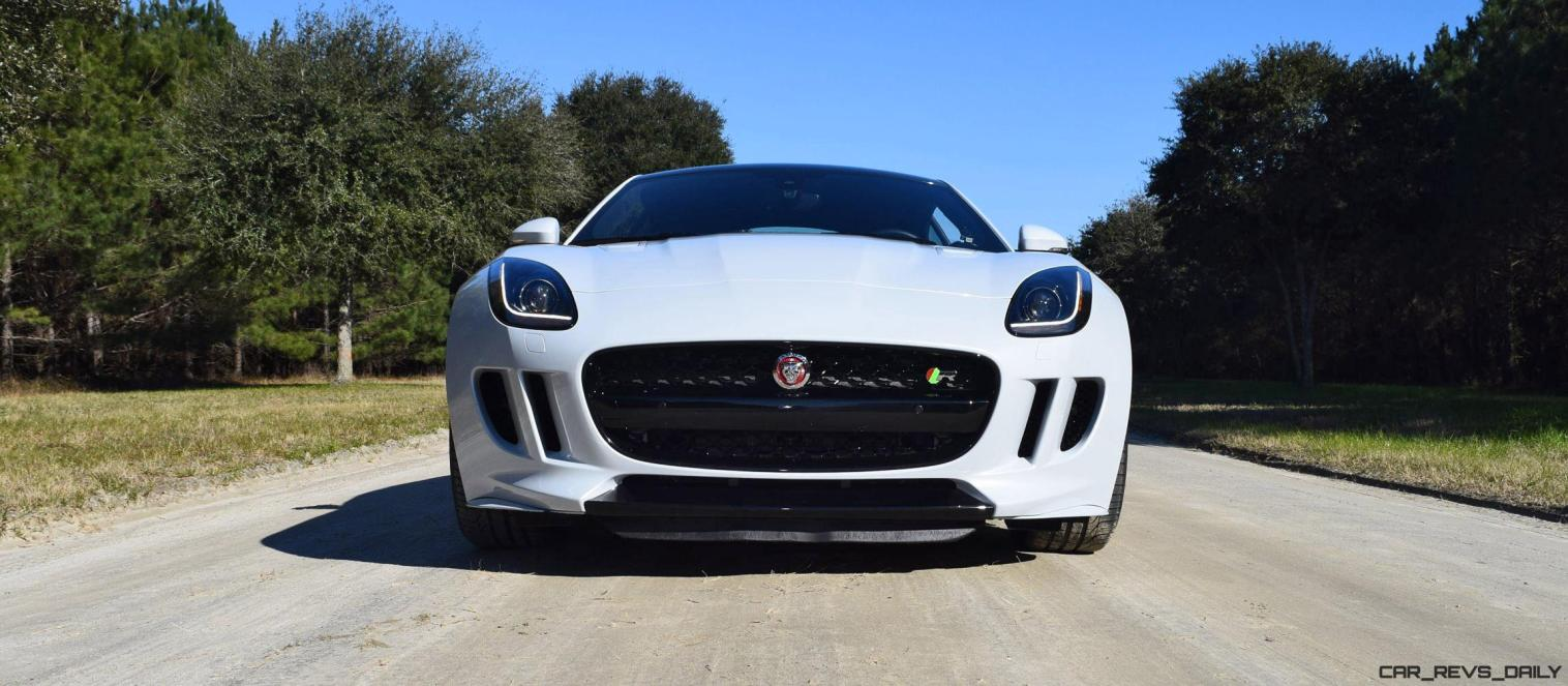 SUPERCAR of the YEAR - 2016 Jaguar F-Type R AWD Coupe 34