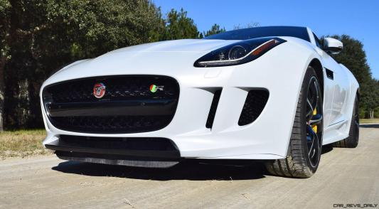 SUPERCAR of the YEAR - 2016 Jaguar F-Type R AWD Coupe 72
