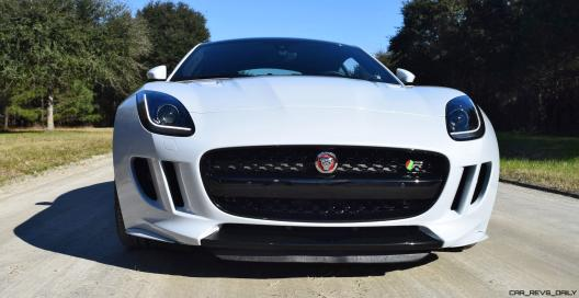 SUPERCAR of the YEAR - 2016 Jaguar F-Type R AWD Coupe 74