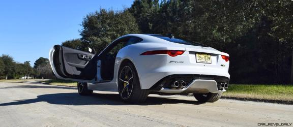 SUPERCAR of the YEAR - 2016 Jaguar F-Type R AWD Coupe 9