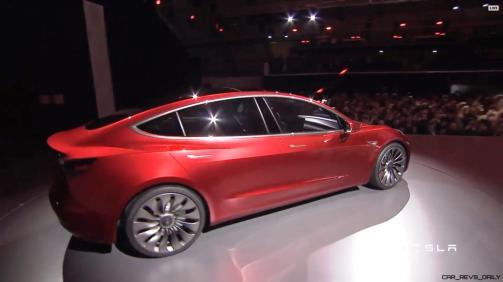 Tesla Model 3 - Launch Video Stills 12