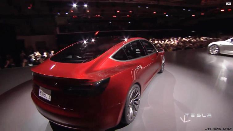 Tesla Model 3 - Launch Video Stills 13